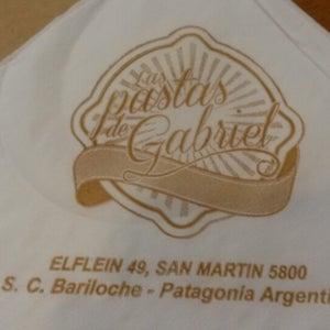 Las Pastas de Gabriel