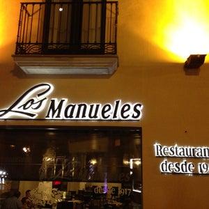 Restaurante Los Manueles