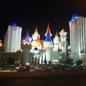 Photo of Excalibur