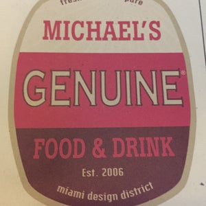 Photo of Michael's Genuine Food and Drink