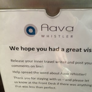 Photo of Aava Whistler Hotel