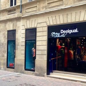 Desigual Porte Dijeaux Bordeaux