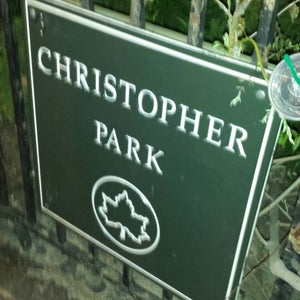 Photo of Christopher Park