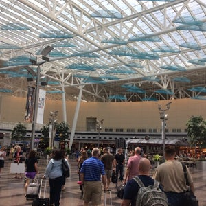 Photo of Indianapolis International Airport (IND)