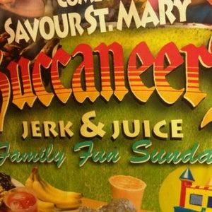 Buccaneers Jerk & Juice