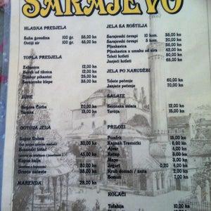 Bistro Sarajevo