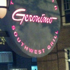 Geronimo Bar & Grill