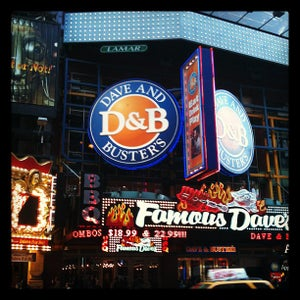 Dave & Buster's Resturant and Bar