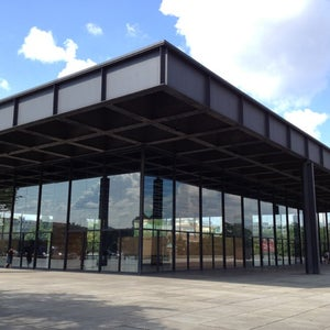 Neue Nationalgalerie CLOSED UNTIL 2017
