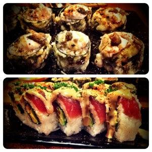 Edo Sushi Bar & Teppan