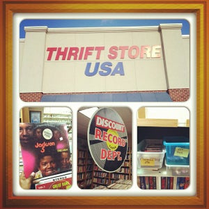 Thrift Store USA