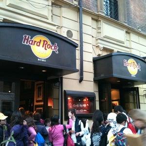 Hard Rock Cafe Roma
