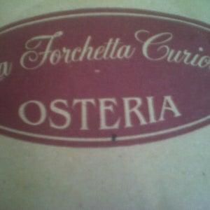 Osteria la Forchetta Curiosa