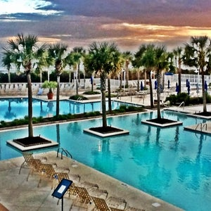 Myrtle Beach Marriott Resort and Spa