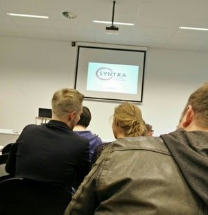 Teaching Wordpress #leerrijk (@ Syntra AB | Campus Berchem) https://t.co/Nae0WJVMsl