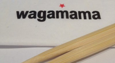 Photo of Asian Restaurant Wagamama at Victoria Square, Belfast BT1 3EA, United Kingdom
