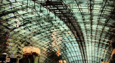 Photo of Train Station Frankfurt (Main) Flughafen Fernbahnhof at Hugo-eckener-ring 1, Frankfurt am Main 60549, Germany