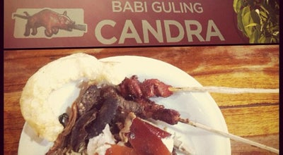 Photo of Balinese Restaurant Babi Guling Candra at Jalan Teuku Umar No. 140, Denpasar 80119, Indonesia