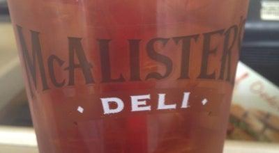 Photo of Deli / Bodega McAlister's Deli at 4305 Lakeview Pkwy, Rowlett, TX 75088, United States