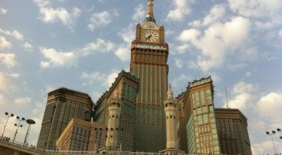 Photo of Hotel فندق ساعة مكه - فيرمونت at Oum Al Qura St., King Abdul Aziz Endowment Abraj Al Bait Complex, Mecca 21955, Saudi Arabia