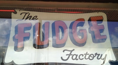 Photo of Dessert Shop The Fudge Factory at 808 Dodecanese Blvd, Tarpon Springs, FL 34689, United States