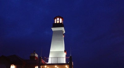 Photo of Harbor / Marina Port Credit Lighthouse at 105 Lakeshore Rd W, Mississauga, ON L5H 1E9, Canada