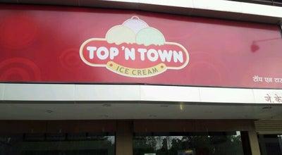 Photo of Ice Cream Shop Top 'N Town at Vca Stadium, Nagpur, India