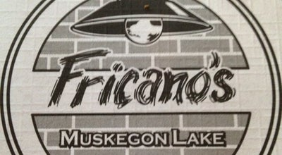 Photo of Pizza Place Fricano's Muskegon Lake at 1050 W Western Ave, Muskegon, MI 49441, United States