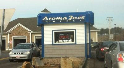 Photo of Coffee Shop Aroma Joe's at 547 Alfred St, Biddeford, ME 04005, United States