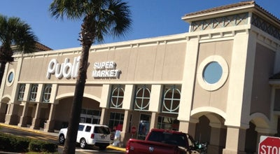 Photo of Supermarket Publix at 8301 Champions Gate Blvd, Champions Gate, FL 33896, United States
