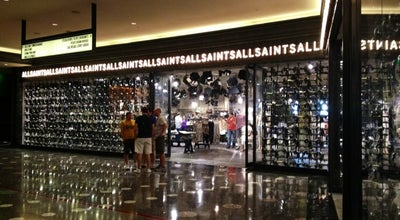 Photo of Clothing Store AllSaints Spitalfields at 3708 Las Vegas Blvd S, Las Vegas, NV 89109, United States