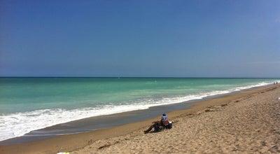 Photo of Beach South Beach Park at 708-1098 S Ocean Dr, Fort Pierce, FL 34949, United States
