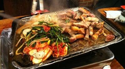 Photo of BBQ Joint 착한돈삼이네 at 원미구 부일로 722, 부천시, South Korea
