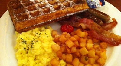 Photo of Diner Green Waffle Diner at 35-39 Graham St, Central, Hong Kong