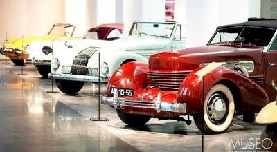 Photo of Museum Museo Automovilístico de Málaga at Av. De Sor Teresa Prat, 15, Málaga 29003, Spain