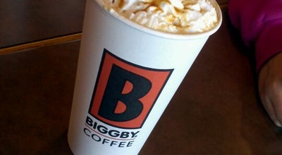 Photo of Coffee Shop Biggby Coffee at 840 S State St, Big Rapids, MI 49307, United States