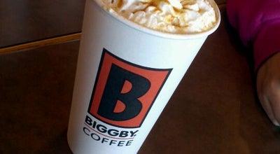 Photo of Coffee Shop Biggby Coffee at 840 S State St, Big Rapids, MI 49307, United States