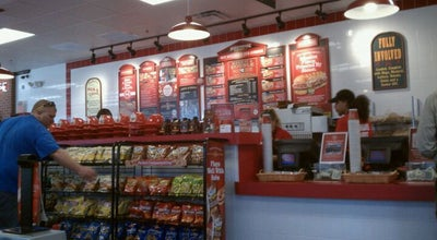 Photo of Restaurant Firehouse Subs at 6454 Sawmill Rd, Columbus, OH 43235, United States