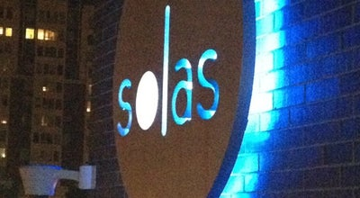Photo of Nightclub Solas Lounge & Rooftop Bar at 419 Glenwood Ave, Raleigh, NC 27603, United States