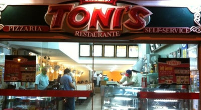 Photo of Snack Place Toni's at R. Do Imperador, 870, Petrópolis 25620-001, Brazil