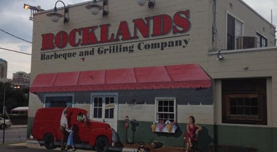 Photo of BBQ Joint Rocklands Barbeque and Grilling Company at 3471 Washington Blvd, Arlington, VA 22201, United States