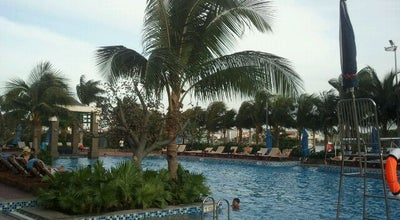 Photo of Pool Saigon Pearl Swimming Pool at 92 Nguyen Huu Canh Street, Binh Thanh, Vietnam