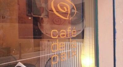 Photo of Cafe Cafe De La Paix at Via Collegio Di Spagna 5b, Bologna 40123, Italy