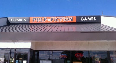 Photo of Bookstore Pulp Fiction at 1100 Se Blue Pkwy, Lees Summit, MO 64063, United States