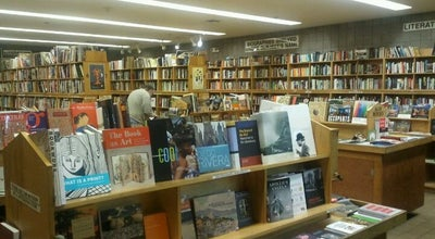 Photo of Bookstore Moe's Books at 2476 Telegraph Ave, Berkeley, CA 94704, United States