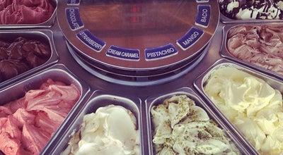 Photo of Ice Cream Shop Milani Gelateria at 436 Espanola Way, Miami Beach, FL 33139, United States