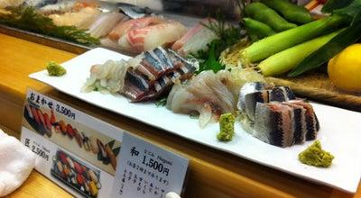 Photo of Sushi Restaurant 寿司清本店 at 築地4-13-9, Chūō 104-0045, Japan