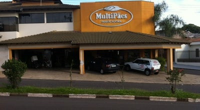 Photo of Bakery Panificadora Multi Pães at Av. Pres. Juscelino Kubitschek, 1832, Presidente Prudente 19065-300, Brazil