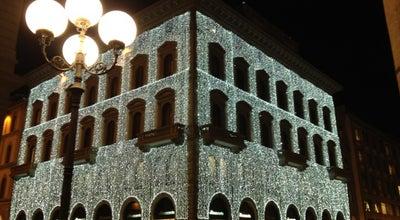 Photo of Department Store La Rinascente at Piazza Della Repubblica, Firenze 50123, Italy