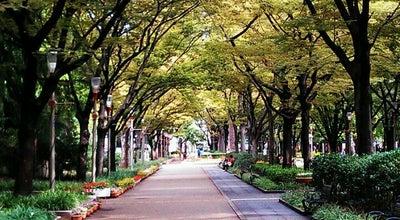 Photo of Park 靱公園 at 西区靱本町1-9, 大阪市, Japan